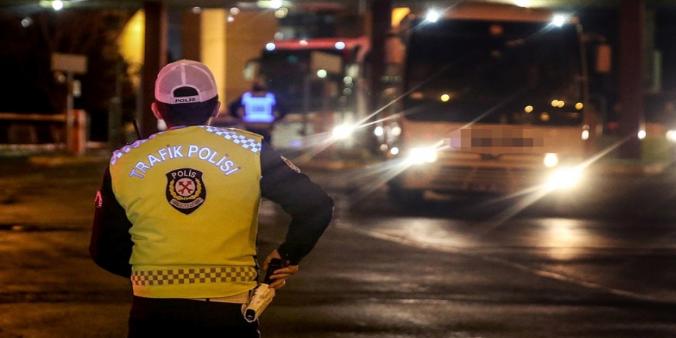 POLİS BU CEZAYI 3 SAATTE KESTİ