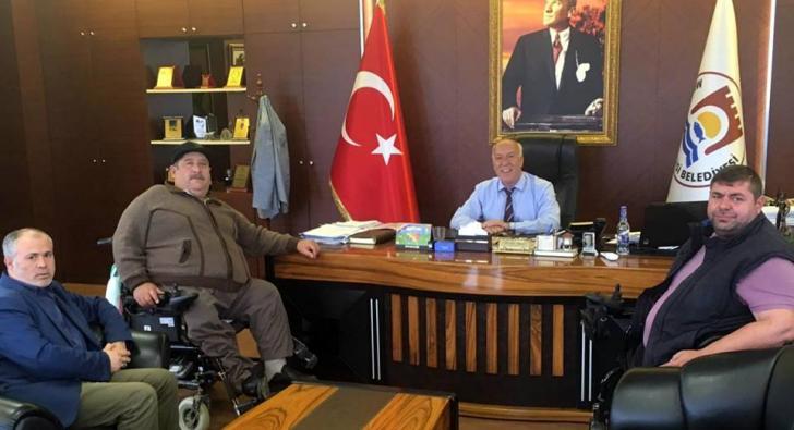 UYAN ENGELLERİ KALDIRDI