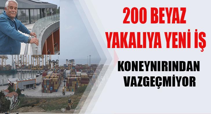 ASYAPORT'TAN 200 KİŞİYE DAHA İŞ KAPISI