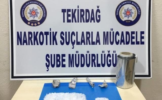 POLİS ŞEHİR GİRİŞİNDE YAKALADI