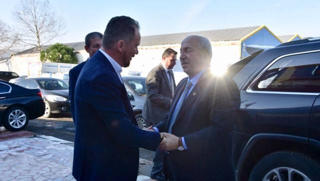 ÖZCAN'IN ALBAYRAK'A SARF ETTİĞİ O SÖZLER