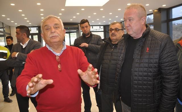AHMET SOYUER'DEN FLAŞ AÇIKLAMALAR