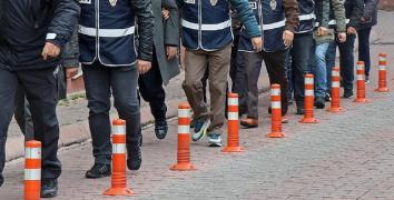 TEKİRDAĞ'DA FETÖ'DEN 15 GÖZALTI