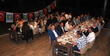 İYİ PARTİ'DEN KAYNAŞMA İFTARI