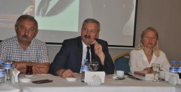 CHP'DEN AK PARTİLİ ÖZCAN'A TC YANITI