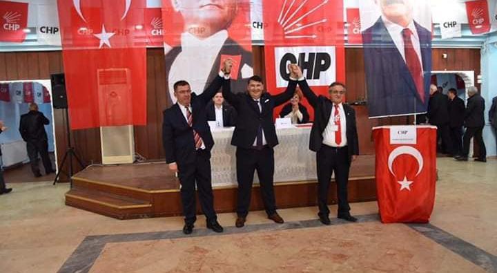 CHP'DE TOLGA ÇALIŞKAN DÖNEMİ