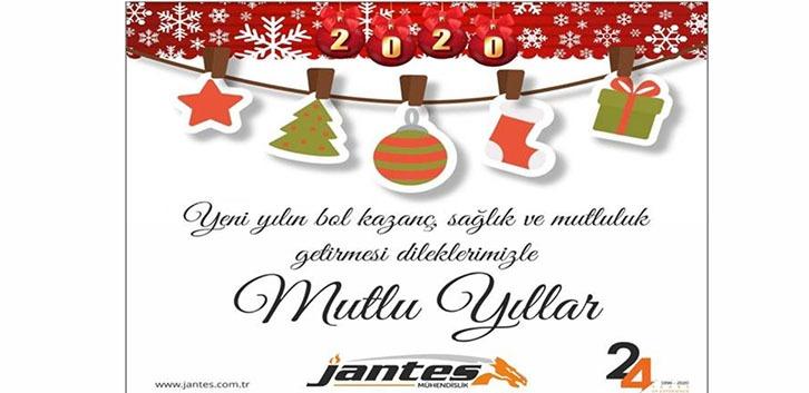 JANTES MÜHENDİSLİK'TEN YENİYIL KUTLAMASI