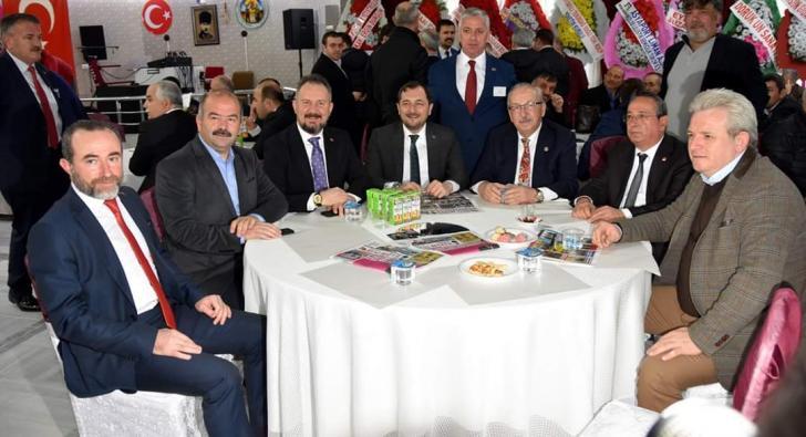 ALİ RIZA ETİ'DEN TEŞEKKÜR