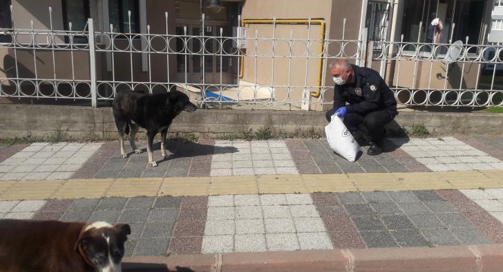 TEKİRDAĞ POLİSİ ONLARI UNUTMADI