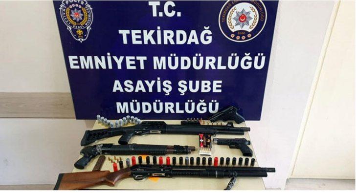 AYDOĞDU'DA CİNAYETLER ARTINCA POLİS DÜĞMEYE BASTI