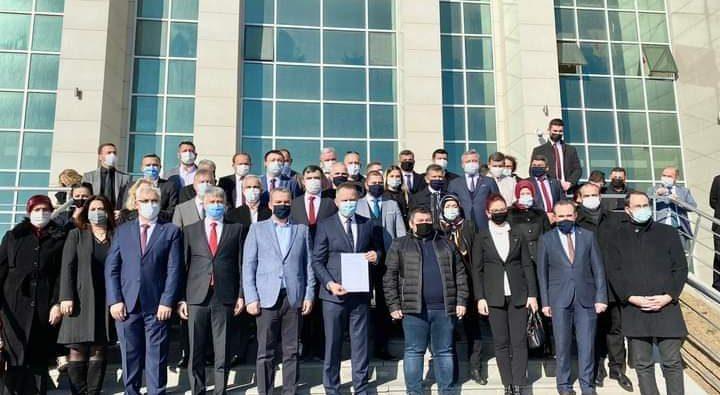 'HEYACANIMIZ, ENERJİMİZ VAR'