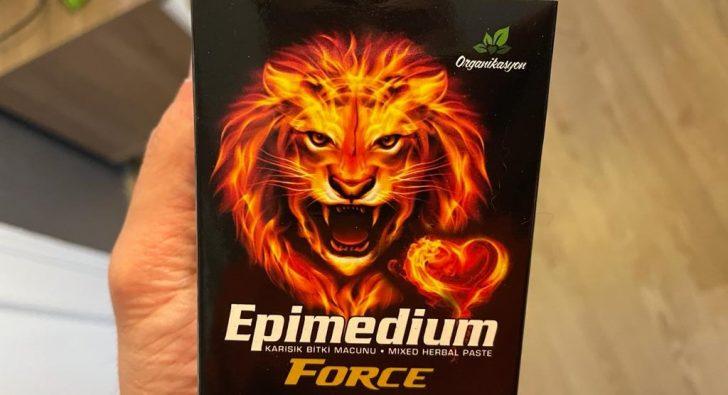 Epimedyumlu macun kullanan erkekler ve kadınlar ne diyor