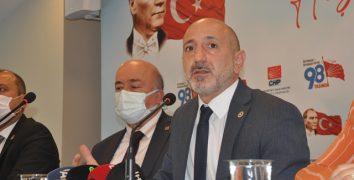 CHP'Lİ ÖZTUNÇ'TAN ŞENTOP'A AĞIR SÖZLER