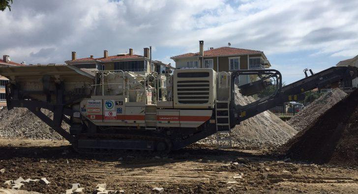 TEKİRDAĞ'DAN ÇALINDI TUZLA'DA BULUNDU